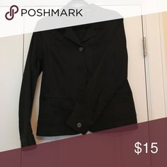 Jacket Long sleeve with button closure Chico's Jackets & Coats Blazers