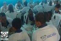 Escola Auta de Souza recebe torneio de xadrez - Esporte Amador RN