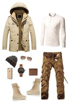 """Fall Daze"" by vicki-mulder on Polyvore featuring adidas Originals, Tom Ford, Bell & Ross, Incase, FOSSIL, men's fashion and menswear"