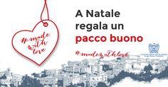 """Prodotti """"Fatti con amore"""" dai produttori dei Sibillini per i tuoi doni di Natale. Un aiuto alle imprese colpite dal terremoto del Centro Italia"""