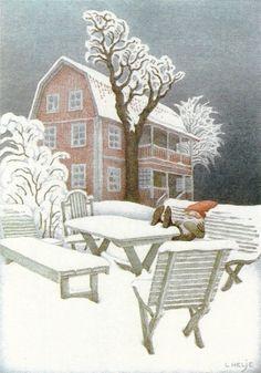 Lennart Helje  Swedish artist