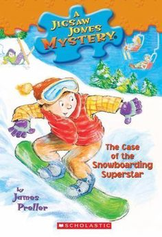 The Case of the Snowboarding Superstar No. 29 by James Preller (2006, Paperback)