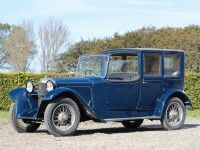 1924 Ballot 2LT Open-Drive Limousine