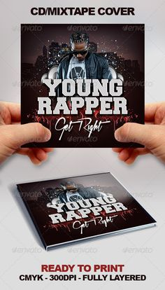 mixtape cd template volume one artworks radios and texts