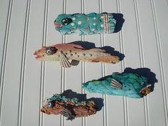 Drift wood fish Art.