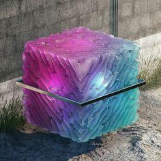 #gabor #noise #cinema #4d #c4d #cinema4d #octane #render #octanerender #photoshop #daily #3d #gfx #graphics #graphic #design #abstract #art #surreal #desert #landscape #rocky #concrete #wall #geometry #organic #realistic #mist #rsa_graphics by hoodass