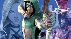 Weird Science DC Comics: Green Arrow #1 Review
