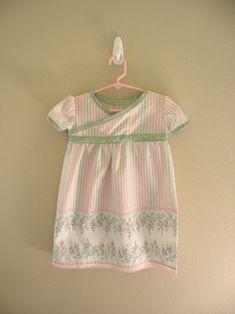 Summer pillowcase nightgown
