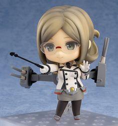 Buy PVC figures - Kantai Collection -KanColle- PVC Figure - Nendoroid Katori - Archonia.com