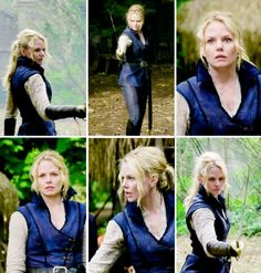 "Emma's pirate outfit in ""Operation Mongoose Pt.2"". Season 4 finale. Loved this outfit! :)"