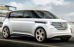 Apresentado na CES, minivan tem versão de produção prevista para o ano que vem