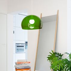 Monopol Pendant Lamp - Green | Kera Interior