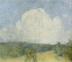 Emil Carlsen Foothills, c.1910