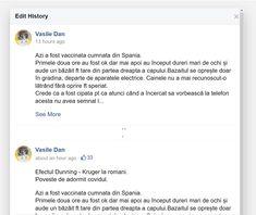 Un clujean a căutat să afle cât de creduli sunt oamenii care se întâlnesc cu o informație pe Facebook, în contextul începerii vaccinării anticovid. Așa că el a inventat o poveste, despre o presupusă cumnată din Spania care s-a vaccinat anticovid și care a început să resimtă efecte ciudate, ca mai apoi femeia să dispară [...]