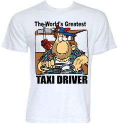2b782197d Click to Buy << MENS FUNNY COOL NOVELTY TAXI DRIVER T-SHIRTS DRIVING GIFTS  PRESENTS JOKE DAD SON 2017 New Short Sleeve Men T Shirt #Affiliate