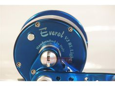 Vue 5 : Moulinet Everol Vertical jigging
