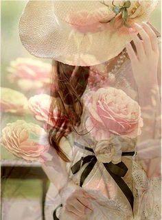 Ladies Love Pink Roses