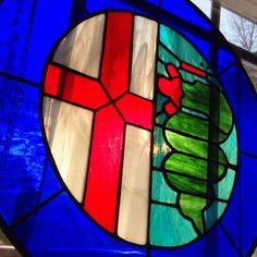 Alfa Romeo Stained Glass