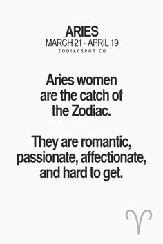 Aries women are the catch of the Zodiac. The are romantic, passionate, affectionate and hard to get. Aries Taurus Cusp, Aries Zodiac Facts, Aries Love, Aries Astrology, Aries Quotes, Aries Sign, My Zodiac Sign, Aries Horoscope, Aries Personality