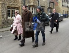 The Bates' Legal Team   Daisy, the new footman and Molesley?