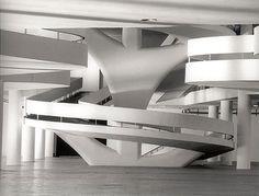 Pavilhão da Bienal — Oscar Niemeyer