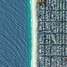 7/22/2015 Ipanema Beach Rio de Janeiro, Brazil -22.986915080°, -43.205067421°  Ipanema Beach in Rio de Janeiro, Brazil is frequently recognized as one of the world's most beautiful beaches. Stretching over twomiles, the sand is divided into segments by lifeguard towers known as postos.