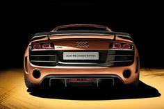 2013 Audi R8 x China x Limited Edition