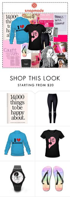 """""""I'm only human can't you see, I made, I made a mistake"""" by leeloowheeler ❤ liked on Polyvore featuring Chanel, Samsung and snapmade"""