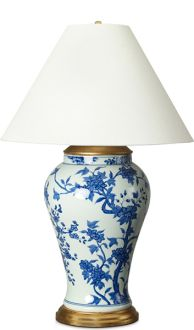 Ralph Lauren Chinoiserie lamp