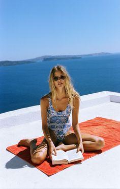 ISLA BAY Spell Swim '16 - Alena Blohm by Brydie Mack | Spell Blog