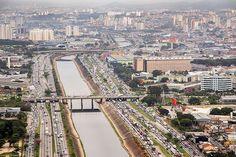 Acidentes com mortes caem 52% nas marginais em São Paulo