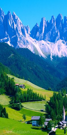 Beautiful #Switzerland greenest place in world.