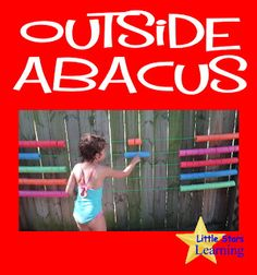 Little Stars Learning: Outside Abacus