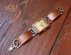 Handmade Accessories, Watches, Jewelry, Jewlery, Bijoux, Clocks, Schmuck, Clock, Jewerly