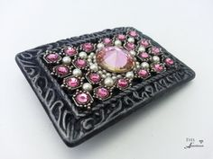 Bling belt buckle, Women's, Teens, Bling,  Swarovski cyrstals,  gift for her, Free shipping  $55.00