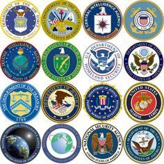 US Intelligence Community members  1.Central Intelligence Agency (CIA)  2.United States Department of Defense  Air Force Intelligence, Surveillance and Reconnaissance Agency (AFISRA)  3.Army Intelligence and Security Command (INSCOM)  4.Defense Intelligence Agency (DIA)  5.Marine Corps Intelligence Activity (MCIA)  6.National Geospatial-Intelligence Agency (NGA)  7.National Reconnaissance Office (NRO)  8. National Security Agency (NSA)