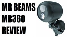 Mr Beams MB360 Wireless LED Spotlite Review after 1 year +