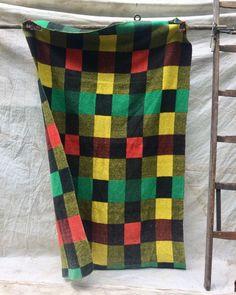 Image of Vintage Dutch Wool Blanket - No. 2