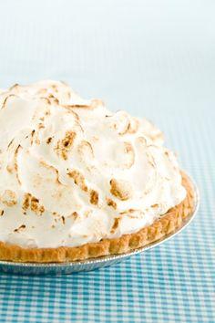 Lemon Meringue Pie by Paula Deen. This will be mine, oh yes, oh yes, this will be mine (this weekend!)