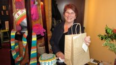 The Craft Council of Newfoundland / Jennifer Barnable Buy Local, Retail Shop, Newfoundland, Paper Shopping Bag, Crafts, Stuff To Buy, Manualidades, Newfoundland Dogs, Handmade Crafts
