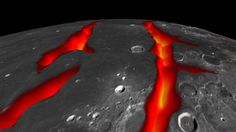 Where did the Man in the Moon come from? NASA claims that the answer to the mystery has been found by the Gravity Recovery and Interior Laboratory (GRAIL) orbiter mission, which ended with a controlled impact on the Moon in 2012.