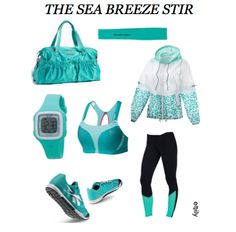 The Seasons of Sport | The Sea Breeze Stir (new fit trend for spring)