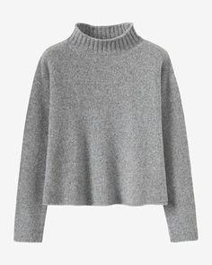 Women's Soft Merino Roll Neck Sweater