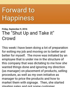 """Click on the pin for my forwardtohappiness.blogspot.com #blog update on ignoring the """"shut up and take it"""" crowd and choosing to be #happy #behappy #selfrespect #loveyourself"""