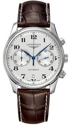 23e09ad5c05 Longines Master Automatic Chronograph Longines Watch Men