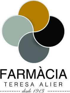 Nuevo logo Farmacia Alier . 2015
