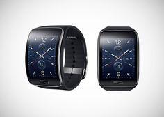 Samsung presenta el Samsung Gear S, pantalla curvada y 3G en su nuevo reloj