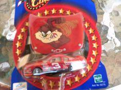 NASCAR WINNER CIRCLE DALE AIR HEART  #3 TAZ DIE CAST RACING CAR #LionelNASCAR #Chevrolet