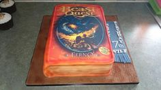 Beast quest book - Cake by Rachel Hughes