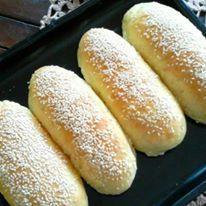 Cookbook Recipes, Cooking Recipes, Greek Bread, Bread Art, Savoury Dishes, Greek Recipes, Cooking Time, Hot Dog Buns, Food Inspiration